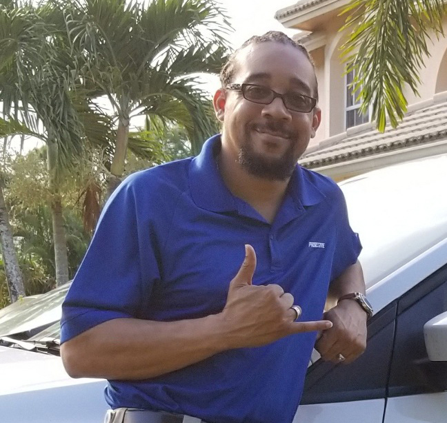Taryll Moore is a 2015 ABRP alumnus who has built a successful career on Hawai'i Island as an auto damage adjuster.