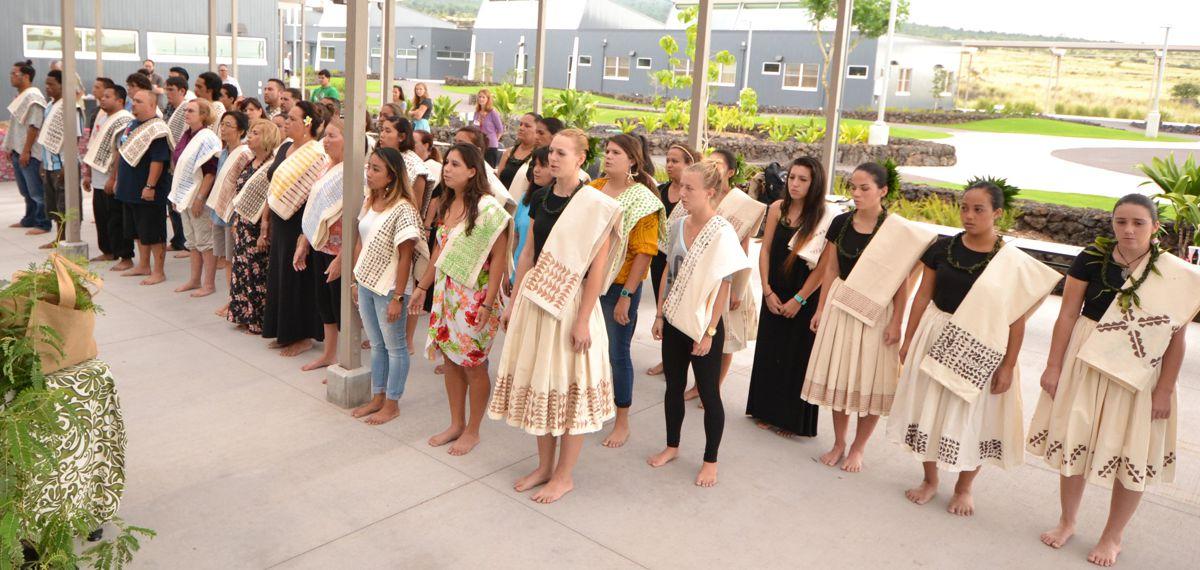hawaiian studies students