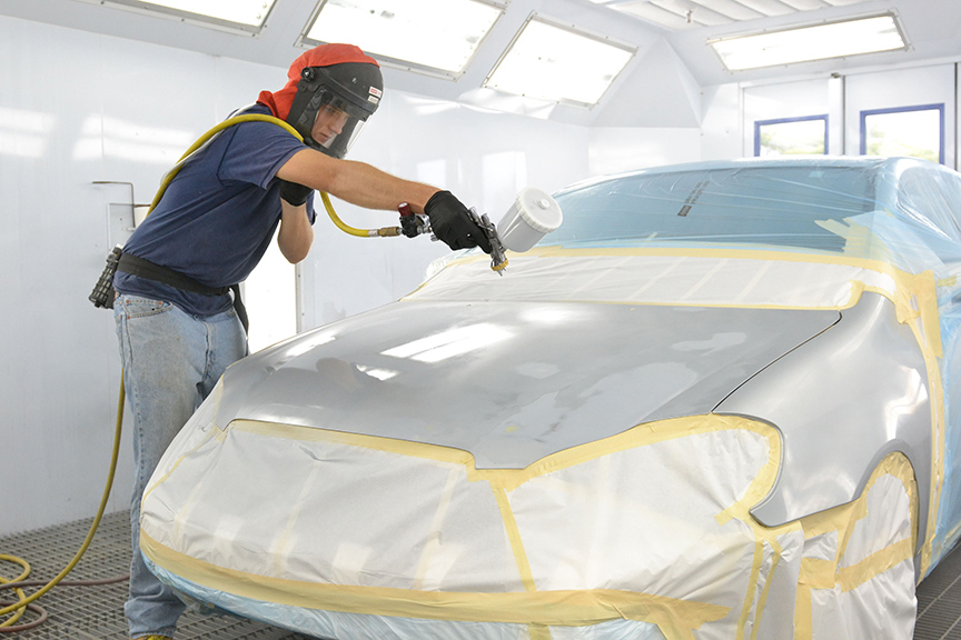 Auto Body Repair & Painting